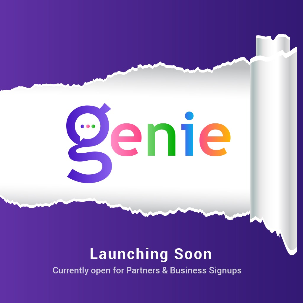 Genie Bot Launching Soon